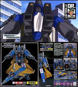 Transformers Authentique Takara Masterpiece MP-11nd Dirge Tout Neuf