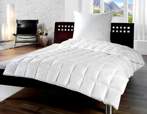neu 90 daunendecke sommer 155x220 summerline leicht uvp159 nomite h ussling ebay. Black Bedroom Furniture Sets. Home Design Ideas