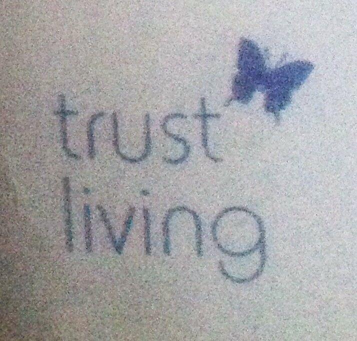 Wallstickers, 3 Wallstickers, - Trust Living