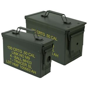 HMF-Munitionskiste-US-Ammo-Box-Metallkiste-Metallbox-Transportbox-Werkzeugkoffer