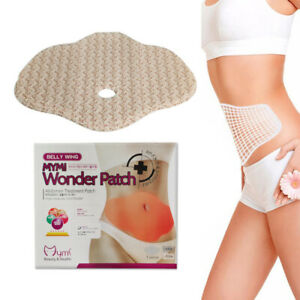 5-20Pcs-Wonder-Slimming-Patch-Belly-Abdomen-Weight-Loss-Burning-Fat-Burner-UK