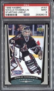 Nikolai-Khabibulin-1999-Hasbro-Starting-Lineup-Upper-Deck-157-PSA-9-Mint