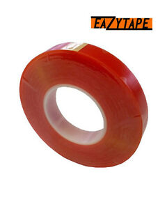 EazyTape-Double-Sided-PET-film-Tape-with-High-Temperature-resistance-25mm-wide
