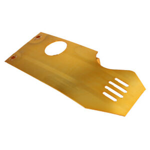 Engine-Skid-Plate-For-70-110cc-125cc-PIT-PRO-TRAIL-DIRT-BIKE-Gold