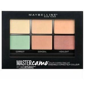 MAYBELLINE-MASTER-CAMO-PALETTE-CORRECTING-CONCEALER-01-LIGHT-NEUF