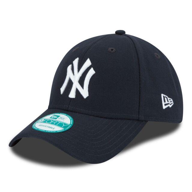 MLB New York Yankees Era The League 9FORTY Adjustable Cap Hat Headwear