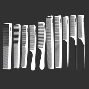 Hot-Haircut-Hair-Salon-Styling-Barber-Comb-Kit-Professional-Combs-Hairdressing