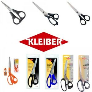 Kleiber-Top-Line-Scissors-Dressmaking-Pinking-Shears-Embroidery