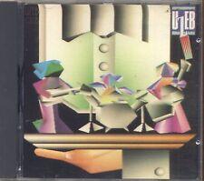 UZEB - Club - CD 1989  USATO OTTIME CONDIZIONI