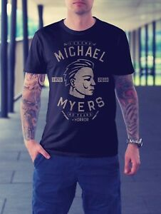 Halloween Movie 1978 Horror new movie Unisex Black Michael Myers 40th t-shirt