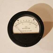 Pitometer Log Corp Cps Deviation Meter 0 30 Model Afd
