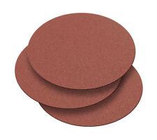 Per 50 discs. 115mm Diameter silicon carbide P40 hook and loop sanding discs