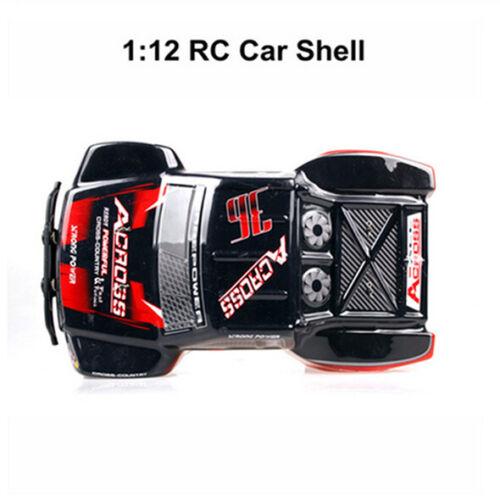 Wltoys RC Car Spare Parts A959 Body Shell 1:18 Car Shell A969//A979 Car shell PVC