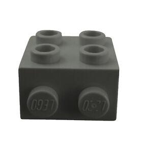 Lego-10-Winkelplatte-1x2-2x2-dunkelgrau-44728-Konverterplatte-Dark-Bluish-Gray