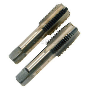 6mm x 1.0 Metric HSS Right hand Tap M6 x 1.0mm Pitch