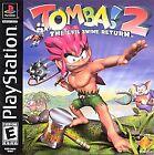 Tomba 2: The Evil Swine Return (Sony PlayStation 1, 2000)