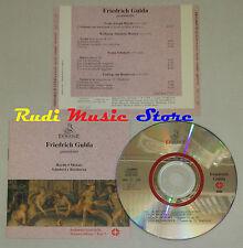 CD FRIEDRICH GULDA Pianoforte HAYDN MOZART SCHUBERT BEETHOVEN ermitage lp mc dvd
