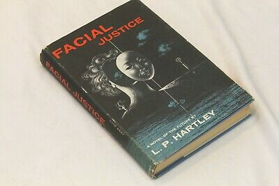 Facial Justice L P Hartley 1961 Dobleday w/ Dust Jacket | eBay