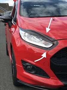 Ford-Fiesta-Upper-Lower-Eyebrows-Mk7-5-Facelift-Stance-Show-Track