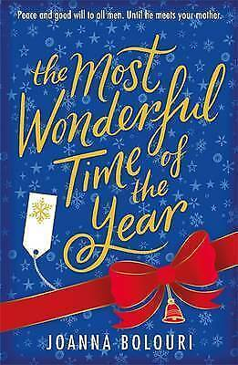 1 of 1 - The Most Wonderful Time of the Year, Good Condition Book, Bolouri, Joanna, ISBN