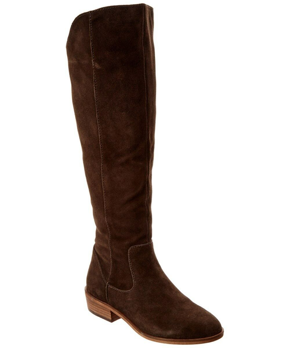 Steven By Steve Madden Donna Elodie Suede Boot Size US 6 M