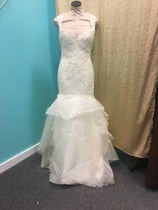Jim Heljm Wedding Dresses.Details About Jim Hjelm Wedding Dress