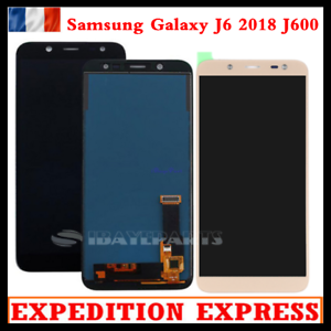 Pour-Samsung-Galaxy-J6-2018-J600-LCD-Ecran-Digitizer-Vitre-Tactil-d-039-affichage