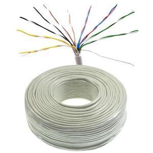 100m cable telefónico 10x2x0,6mm jysty - 20 venas-ISDN de telecomunicaciones cable verlegekabel  </span>
