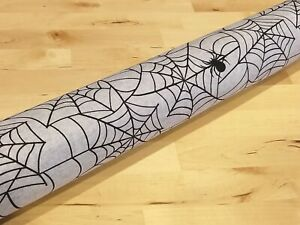 Washable-filled-door-draft-snake-choose-your-length-made-in-AUS-Spider-webs