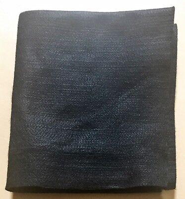 "36x36 Inch Carbon Fiber auto Welding Blanket torch plumbers slag /""Black Magic/"""