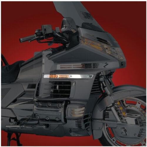 CHROME fairing reflector trim Honda GL1500 Goldwing GL 1500 Gold Wing