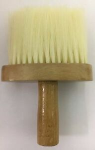 Saloln-Barber-Hair-Cutting-Dressing-Wooden-Wood-Hair-Neck-Duster-Brush