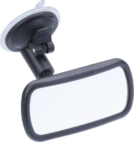 "HR 10410601 interior Blind Spot Mirror 2.1 x 4.5/"" SHORT Goosneck Made in Germany"