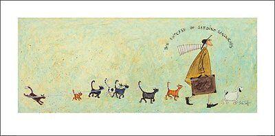 Official Scott Naismith Prints choose any from range 100 X 50cm size Art Print