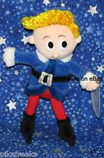 """New Rudolph the Red Nosed Reindeer Plush Hermey the Misfit Elf 9"""" USA Seller"""