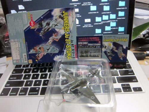 POCKET ARMY 041 Ju 87G-1 Can.Do 1//144 Mini Toy Plane