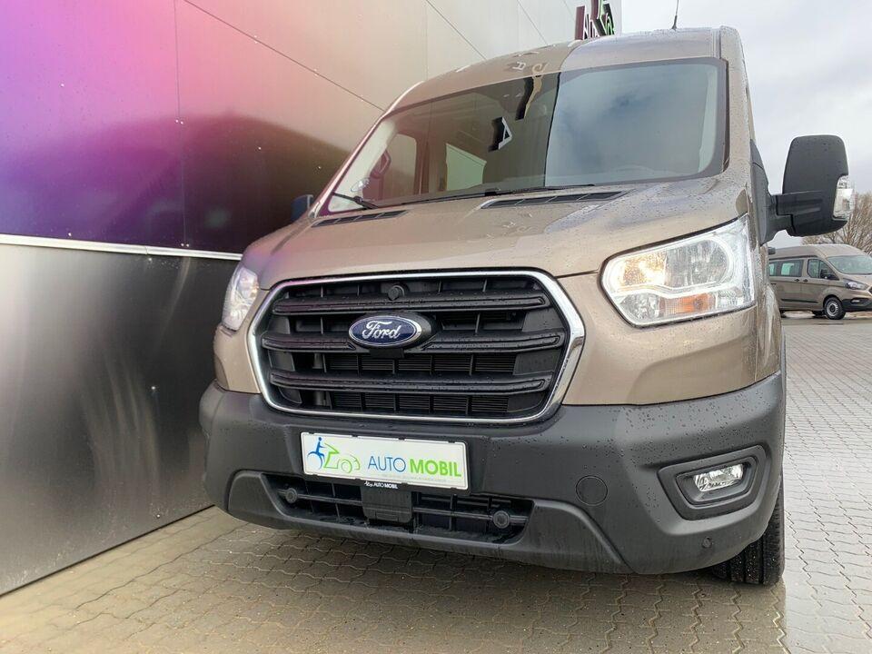 Ford Transit 350 L3 Kombi 2,0 TDCi 130 Trend aut. H2 FWD d