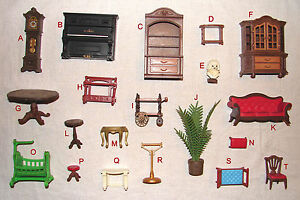 choose victorian furniture. Image Is Loading Playmobil-Pick-amp-Choose-5300-VICTORIAN-MANSION-FURNITURE- Choose Victorian Furniture