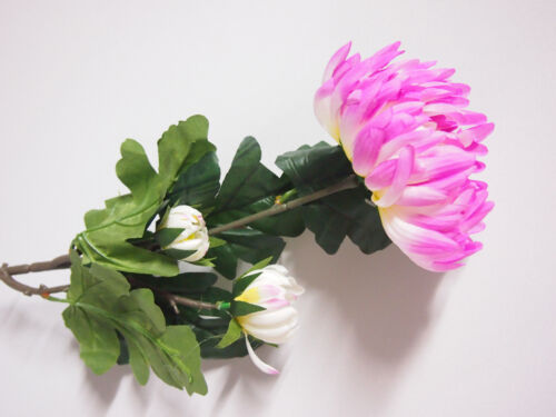 Artificial Simulation Flowers Purple//Green//Red//White Home Decor Brand New 92cm