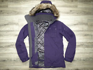 fcd6aa6da Details about The North Face Baker Women's Insulated & Waterproof Jacket S  RRP£260 Purple Ski