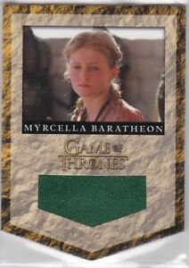Details About Game Of Thrones Season 2 Rb4 Myrcella Baratheon House Banner Relic 134300
