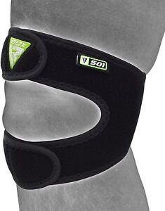 RDX-Adjustable-Knee-Support-MMA-Brace-Guard-Protector-Pad-Sports-Work-Foam-Cap