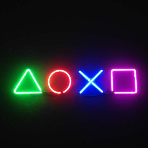 New Maths Geometry Neon Sign Wall Decor Artwork Light Lamp Display Party