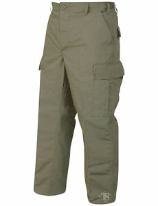 Military BDU Pants   Trousers - OLIVE DRAB (O.D. Green) Cargo Pants ... c4a5febe3af