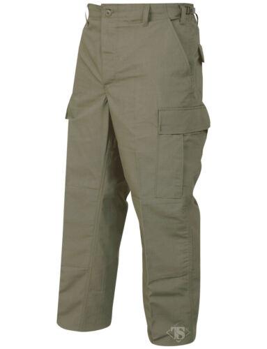 o Cargo Pantaloni Drab irregolare Green militari pantaloni d Bdu Olive qxHPOvHX