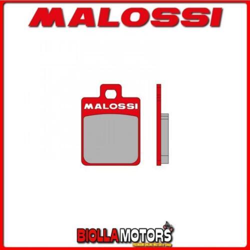 6215074 PASTIGLIE FRENO MALOSSI MHR ANTERIORI VESPA ET4 125 4T
