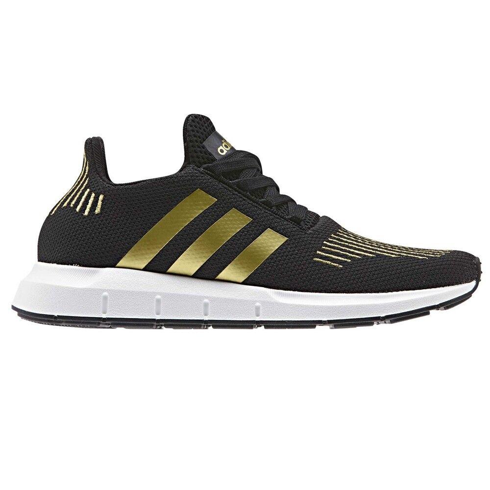 Adidas SWIFT RUN CG4145 Black gold mod. CG4145