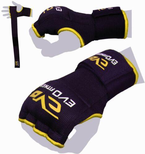 Evo Mma Boxen Gel Handschuhe Handschützer Innen UFC Sparring Kampfsport Gang