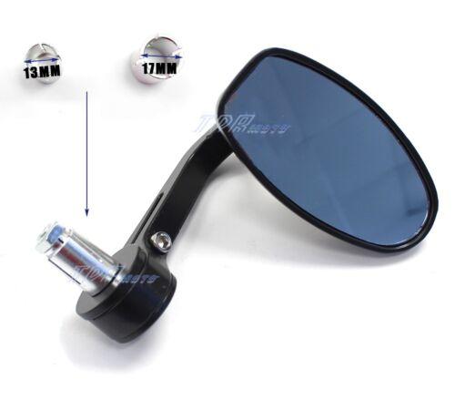 For Honda NSR250 PGM3 MC21 PGM4 MC28 RVF 400 NC35 Bar End Mirrors CBR600RR