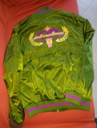 Nike Vintage Taglia Verde Uomo S Giacca Brillante TT510qw